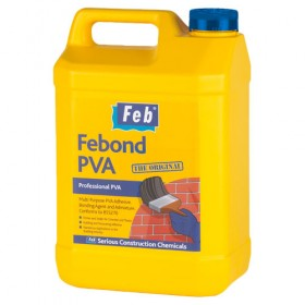 "Feb Febond ""The Original"" Professional PVA - 5L"