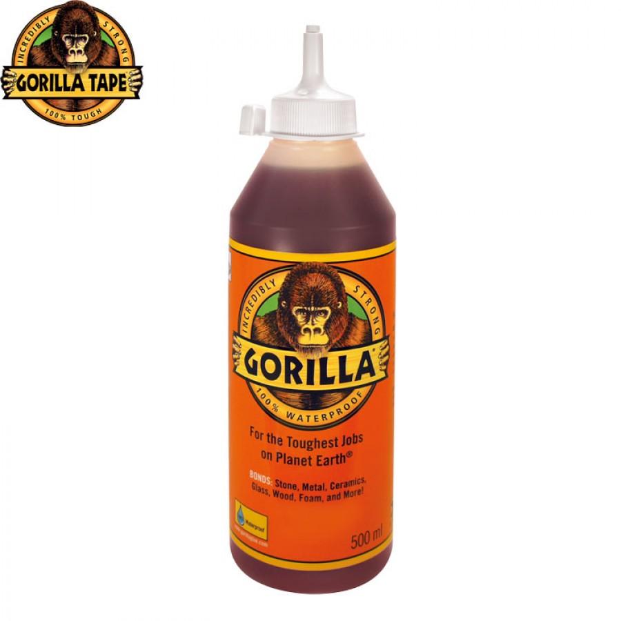 Gorilla Glue Polyurethane Glue 500ml Grggg500 Wood
