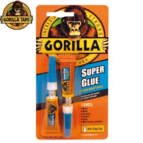 Gorilla Glue Super Glue 2 x 3g