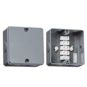 Knightsbridge IP66 Weatherproof 30A Junction Box