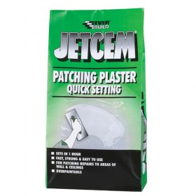 Everbuild Jetcem Quick Set Patching Plaster 6kg