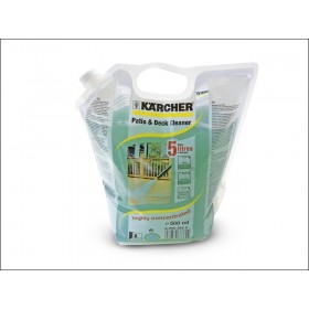 Karcher Patio & Deck Cleaner (500ml Concentrate)