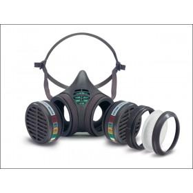 Moldex Reusable Half Mask 8000 Series ABEK1 & P3 RD Size Medium