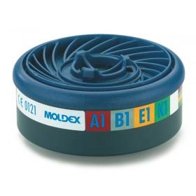 Moldex 9400 ABEK1 EasyLock Gas Filters EN14387:2004