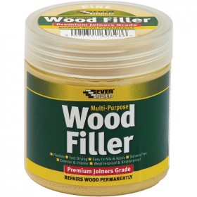 Everbuild Multi-Purpose Wood Filler Walnut - 250ml