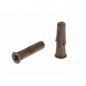 Rawlplug Uno Brown Expansion Wall Plug (PK96)