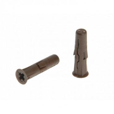 Rawlplug Uno Brown Expansion Wall Plug (PK96)