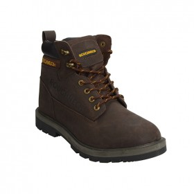 Roughneck Tornado Safety Boots Composite Midsole Brown