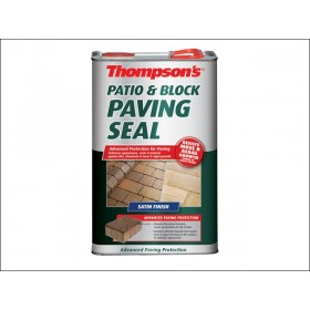 Ronseal Patio & Block Paving Seal Satin 5L