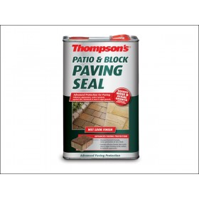 Ronseal Patio & Block Paving Seal Wet Look 5L