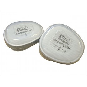 Scan Twin Filter Replacement Cartridge P2
