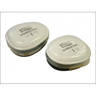 Scan Twin Filter Replacement Cartridge P3