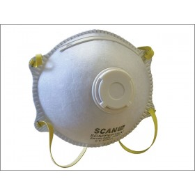 Scan Moulded Disposable Mask Valved FFP1 Protection (3)