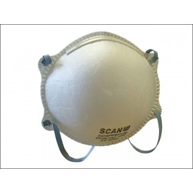 Scan Moulded Disposable Mask FFP2 Protection (3)