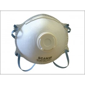 Scan Moulded Disposable Mask Valved FFP2 Protection (3)
