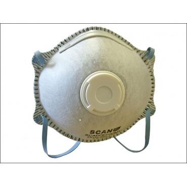 Scan Moulded Disposable Odour Mask Valved FFP2 Protection (3)