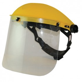 Silverline Face Shield & Visor Clear - 140863