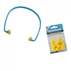 Silverline U-Band Ear Plugs SNR 21dB - 245082