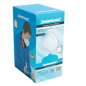 Silverline Comfort Dust Masks 50pk 50pk - 266831