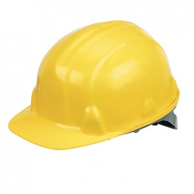 Silverline Safety Hard Hat Yellow - 306429