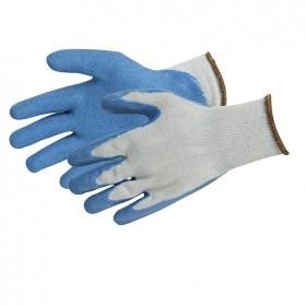 Silverline Latex Builders Gloves Large - 427550