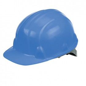 Silverline Safety Hard Hat Blue - 633503