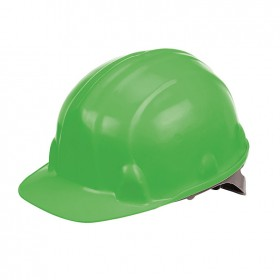 Silverline Safety Hard Hat Green - 633676