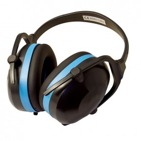 Silverline Folding Ear Defenders SNR 30dB - 633816