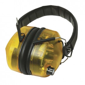 Silverline Electronic Ear Defenders SNR 30dB - 659862