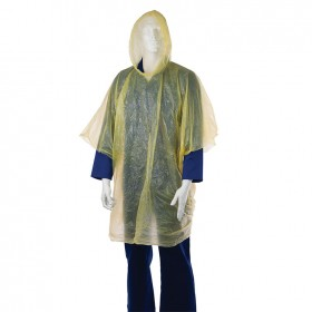 Silverline Emergency Poncho One Size - 818597