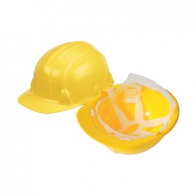 Silverline Safety Hard Hat Red - 868668