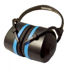 Silverline Premium Folding Ear Defenders SNR 33dB - 868768