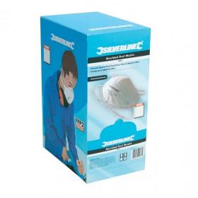 Silverline Moulded Face Mask FFP1 NR Box 20pk - 868826