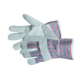 Silverline Rigger Gloves Large - CB01