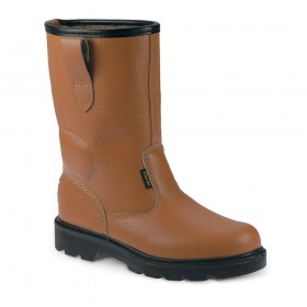 Sterling SS403SM Work Site Leather Rigger Boot