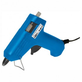 Silverline Mini Compact Hot Melt Glue Gun 240v - 100012