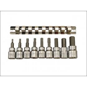 Teng M381240T TX40 Torx 6.5mm 3//8-inch Socket Bit Drive