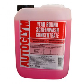 Screenwash & Antifreeze