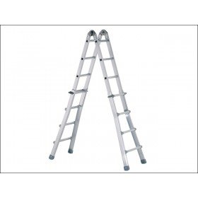 Zarges Telescopic Industrial Ladder 4 x 4 Rungs