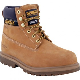 DeWALT Explorer Nu-Buck Safety Work Boot Honey