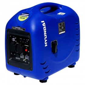 Hyundai HY2000SEi 2.2kW Leisure Inverter Generator - Electric and Remote Start