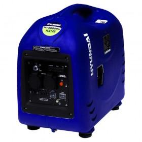 Hyundai HY3000SEi 2.8kW Leisure Inverter Generator – Electric and Remote Start