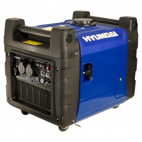 Hyundai HY3600SEi 3.4kW Leisure Inverter Generator – Electric and Remote Start