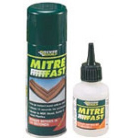Everbuild Mitre Fast Bonding Standard Kit